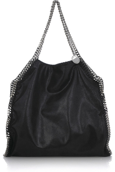 Stella McCartney | Chain-detail hobo bag | NET-A-PORTER.COM