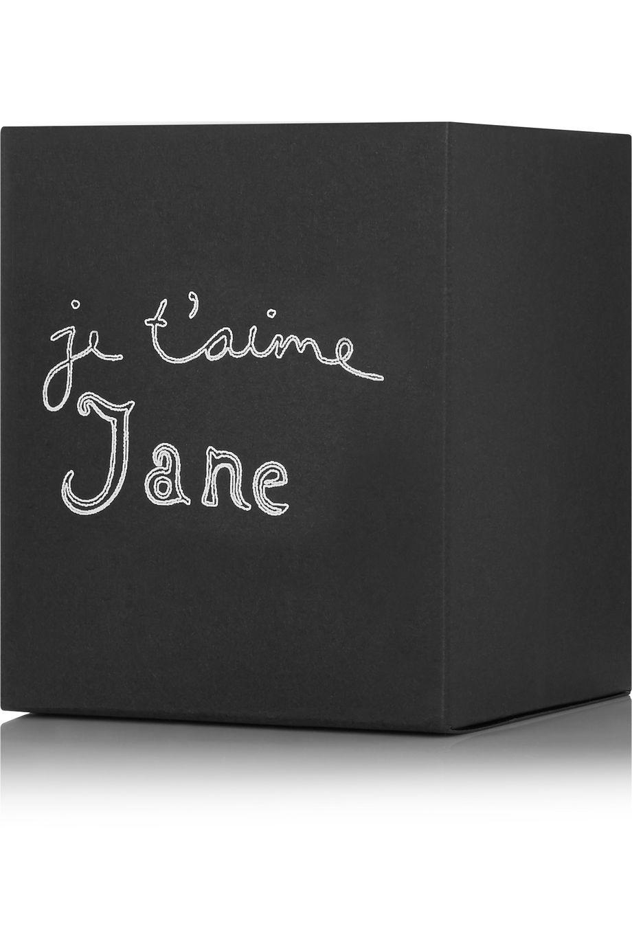 Bella Freud Parfum Je T'aime Jane 香薰蜡烛,190g