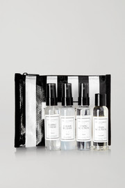 The Laundress Travel Pack fabric care set