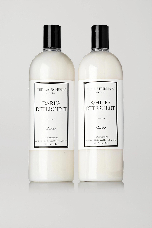 The Laundress Textilpflege-Set für helle und dunkle Wäsche