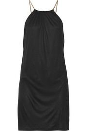 Eclipse crepe dress