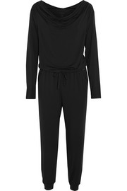 Edge stretch-modal jumpsuit