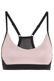 + Pedro Lourenço Indy stretch-jersey sports bra