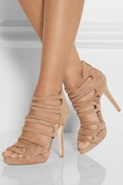 Lucy Choi London Romeo suede sandals