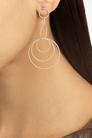 Carolina Bucci 18-karat gold drop earrings