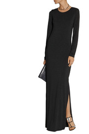 Julindea stretch-jersey gown
