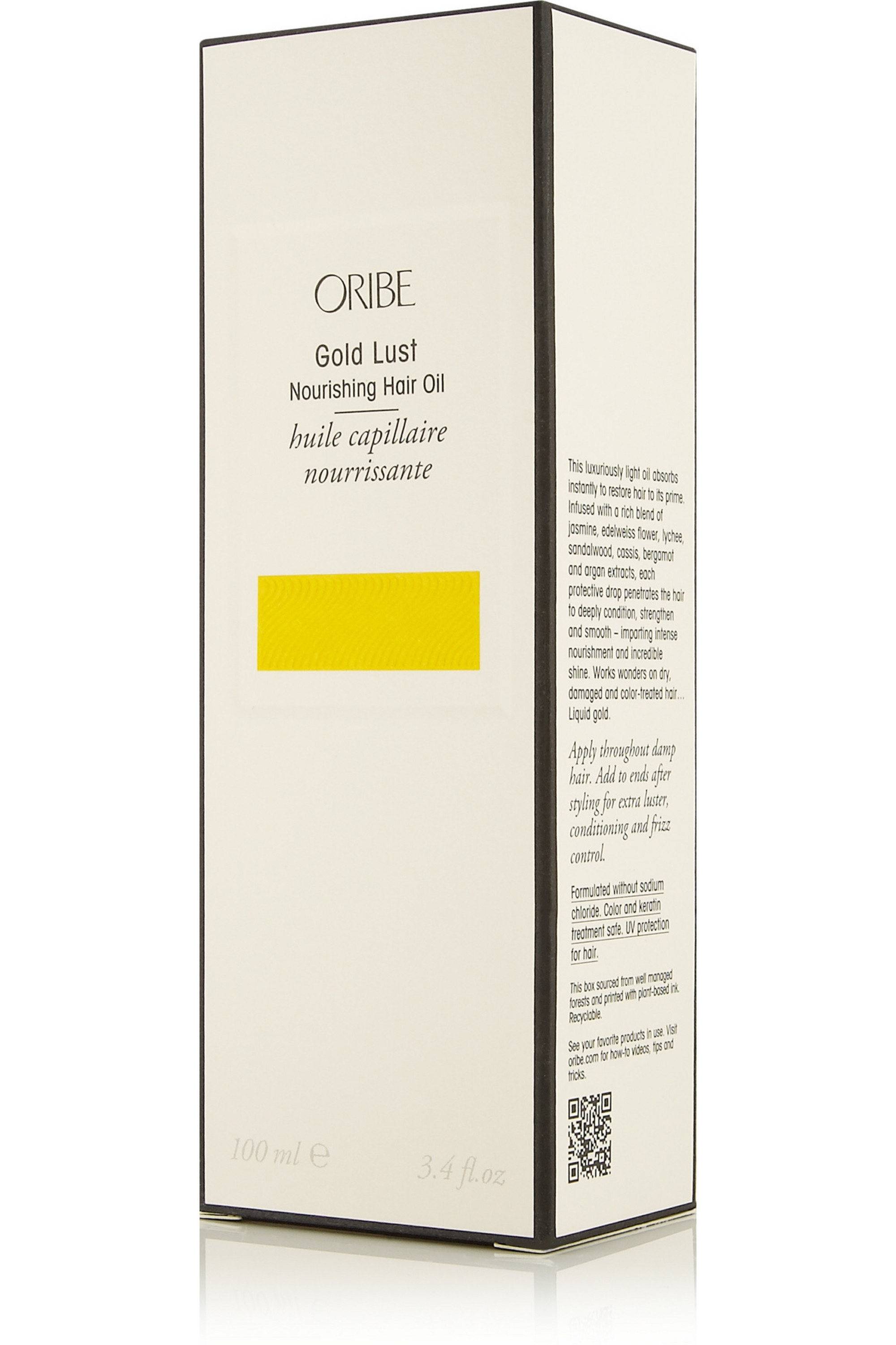 Oribe Gold Lust Nourishing Hair Oil, 100ml