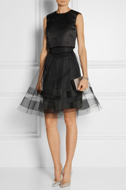 Milly Tulle A-line skirt
