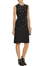 3.1 Phillip Lim Embellished silk-satin dress