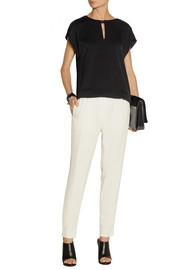 3.1 Phillip Lim Draped crepe top