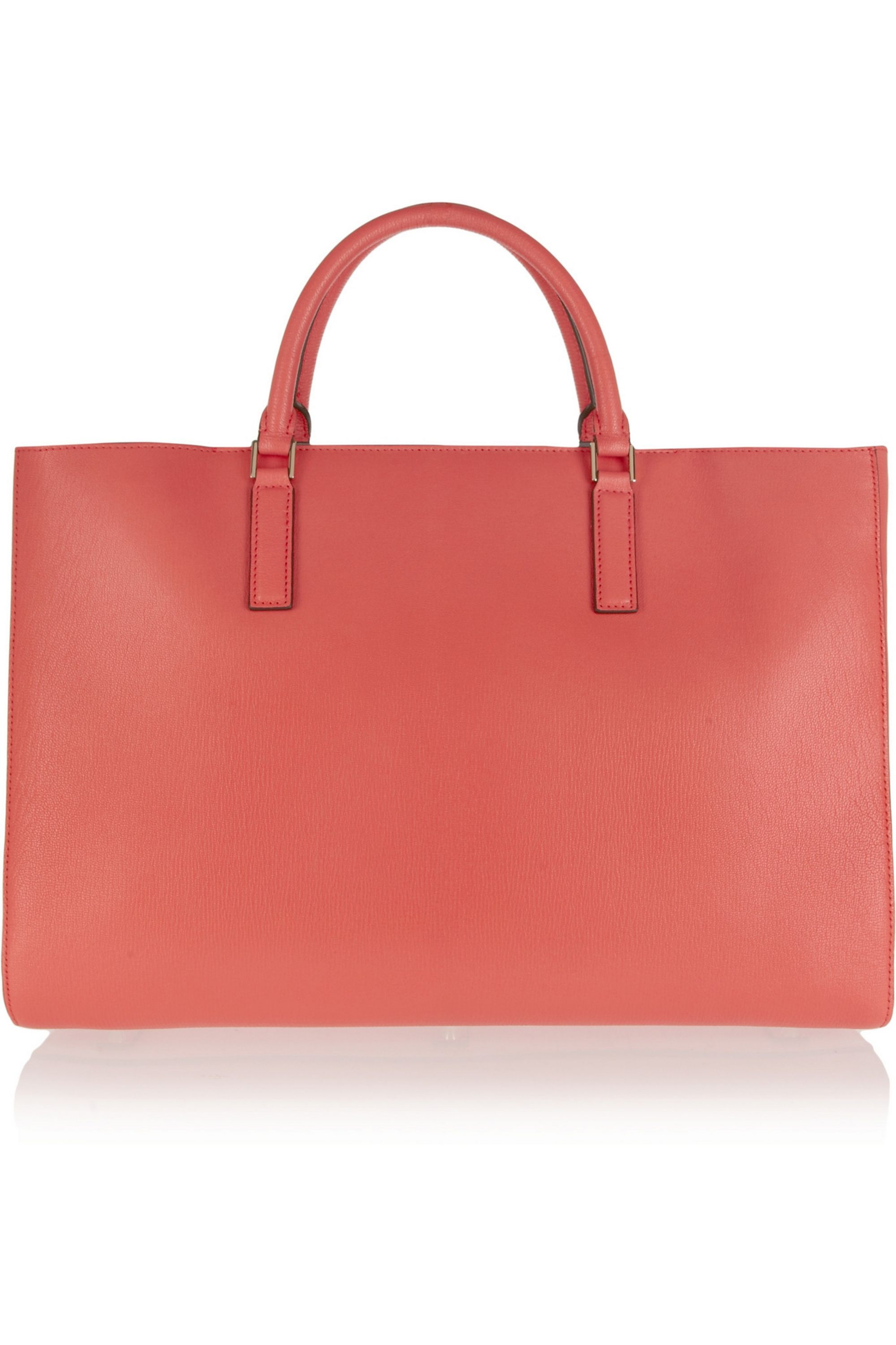 Anya Hindmarch Victory Ebury Maxi textured-leather tote