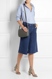 MiH Jeans The Kin stretch-denim culottes