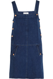 MiH Jeans The Quarter stretch-denim mini dress