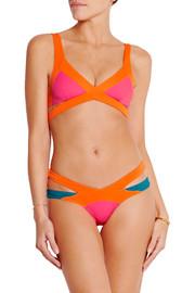 Agent ProvocateurMazzy Popstar cutout bikini briefs