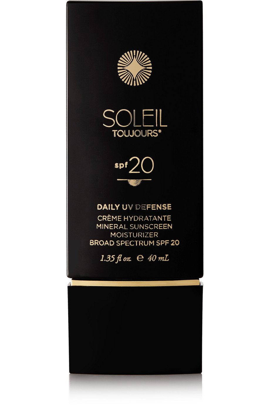 Spf20 Daily Moisturizer For Face, 50ml, by Soleil Toujours
