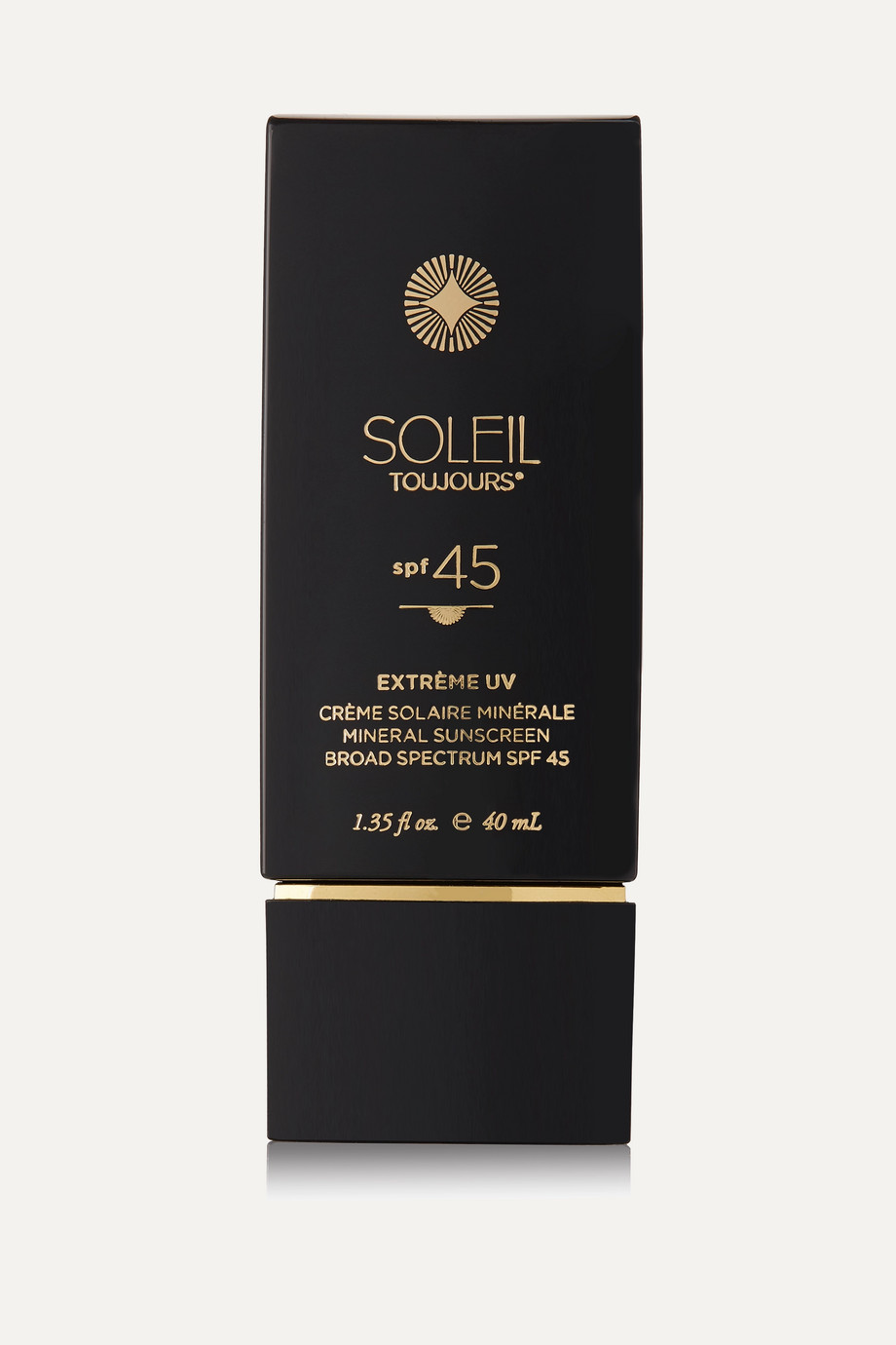 Soleil Toujours SPF45 Extrème UV Mineral Sunscreen For Face, 40m