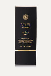 SPF45 Soleil Du Midi Mineral Sunscreen For Face, 50ml