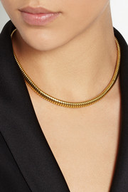 Olivia Collings 1880s 18-karat gold necklace