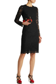 Dolce & Gabbana Guipure lace dress