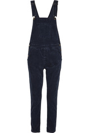 The Shirley stretch-corduroy overalls