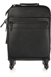 Burberry Shoes & Accessories Textured-leather travel trolley