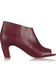 Maison Martin Margiela Leather ankle boots