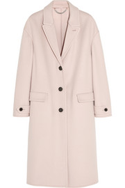 Burberry London Oversized cashmere-felt coat