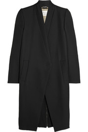 Maison Margiela Cotton-blend gabardine coat