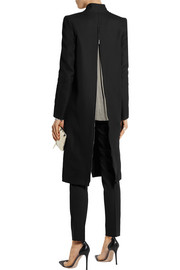 Maison Martin Margiela Cotton-blend gabardine coat