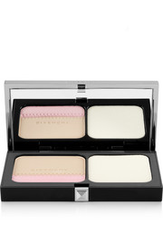 Givenchy Beauty Teint Couture Long-Wearing Compact Foundation & Highlighter - 1 Elegant Porcelain