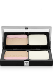 Givenchy Beauty Teint Couture Long-Wearing Compact Foundation & Highlighter - 2 Elegant Shell