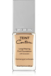 Teint Couture Long-Wearing Fluid Foundation - Elegant Honey 5, 25ml