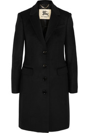 Burberry London Wool and cashmere-blend coat