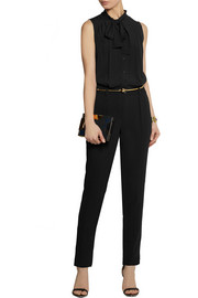 Burberry Brit Crepe jumpsuit
