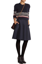Burberry Brit Wool and cashmere-blend sweater