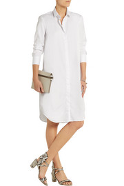Karla Spetic Avalon cotton-poplin shirt dress