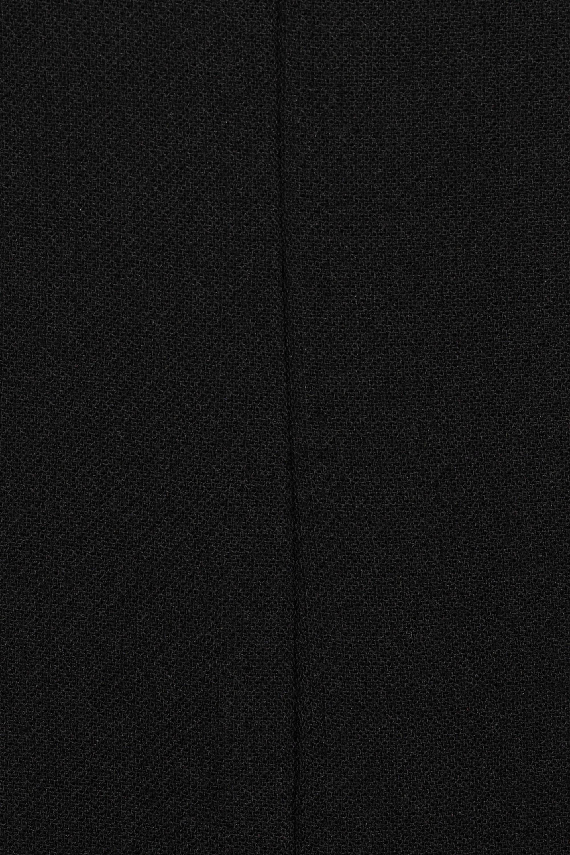 Miu Miu Wool piqué open-back dress