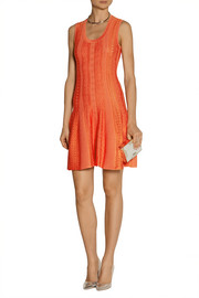 Roberto Cavalli Stretch-knit mini dress
