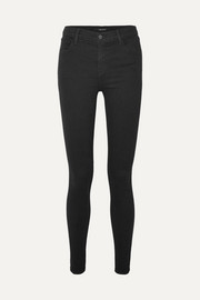 J Brand Photo Ready Maria high-rise skinny jeans