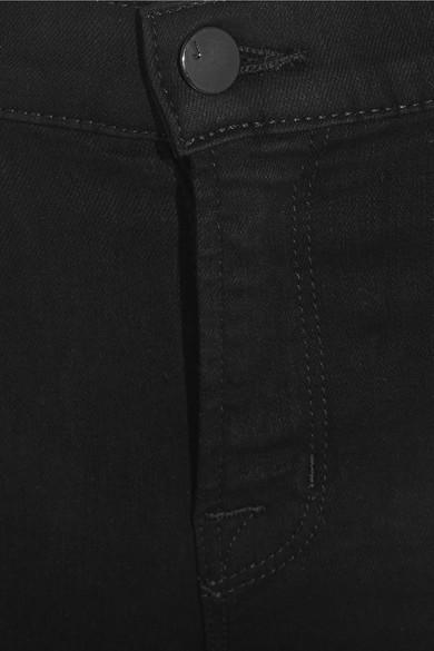 J Brand 811 Photo Ready halbhohe Skinny Jeans