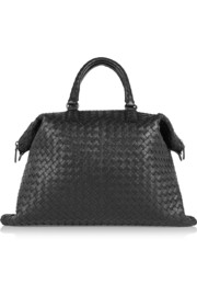 Bottega Veneta Convertible intrecciato leather tote