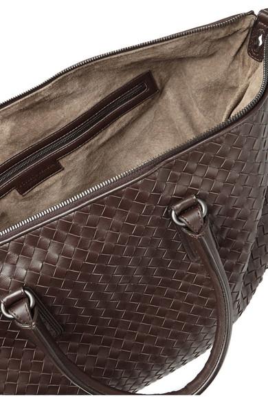 Rabatte Günstiger Preis Bottega Veneta Convertible Tote aus Intrecciato-Leder Spielraum Neueste Verkauf Besuch Neu nrzjLd91Je