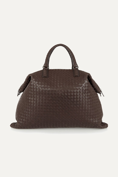 8c074d0240f7 Bottega Veneta | Convertible intrecciato leather tote | NET-A-PORTER.COM