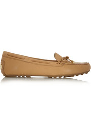 Daisy leather loafers