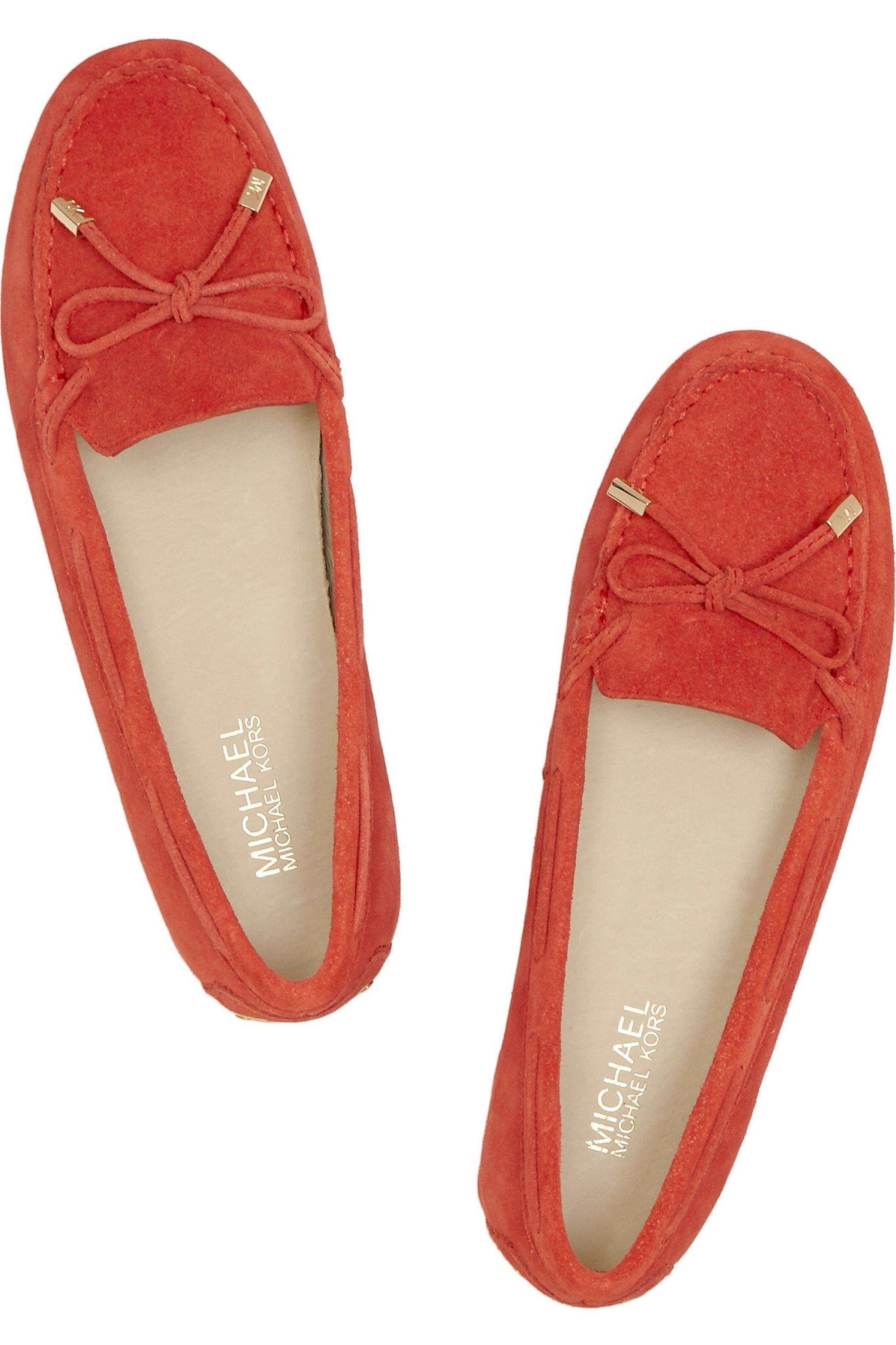 MICHAEL Michael Kors Daisy suede loafers