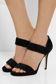 Jimmy Choo Alana suede sandals