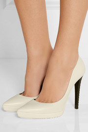 Jimmy Choo Tisri leather pumps