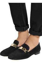 Jimmy Choo Wisa suede loafers