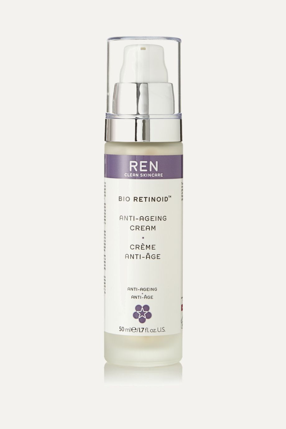 REN Clean Skincare Bio Retinoid Anti-Ageing Cream, 50ml