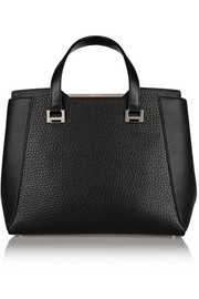 Alfie large leather tote